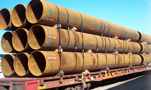 Large OD used steel pipe is our specialty!