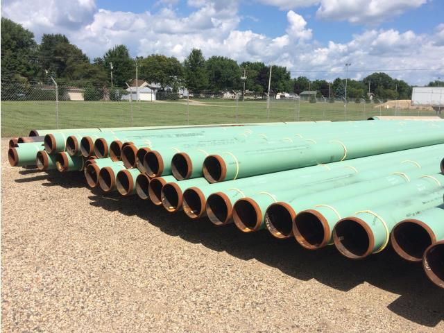 12x500 New Steel Pipe