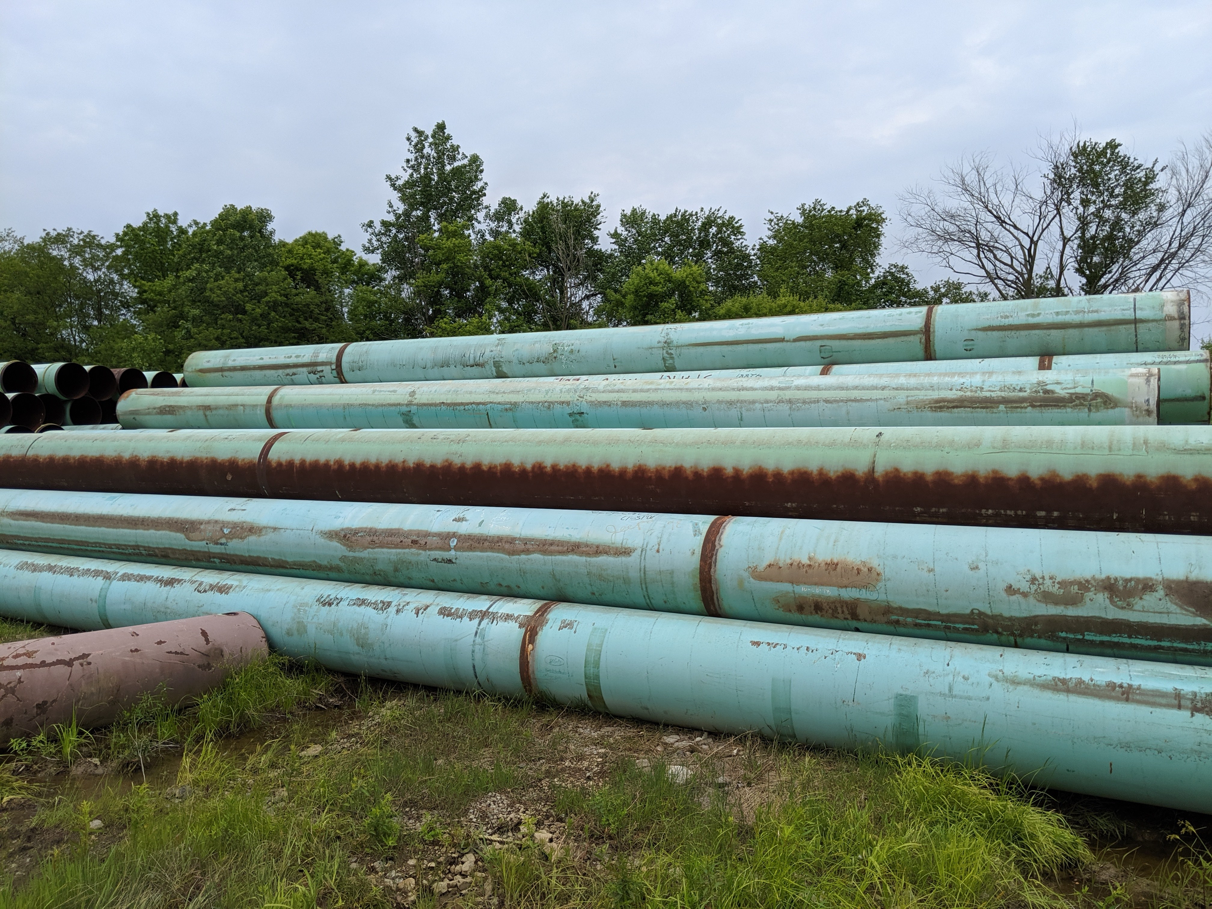 24x328 New Steel Pipe